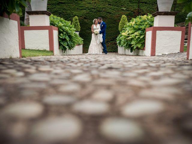 La boda de Ayoze y Jackie en La Orotava, Santa Cruz de Tenerife 13