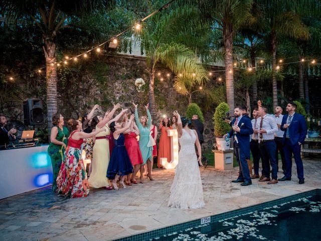 La boda de Ayoze y Jackie en La Orotava, Santa Cruz de Tenerife 14