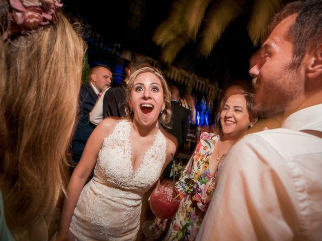La boda de Ayoze y Jackie en La Orotava, Santa Cruz de Tenerife 18