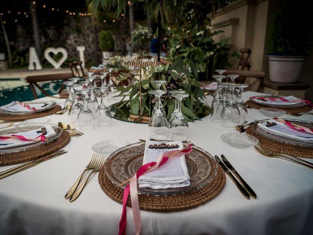 La boda de Ayoze y Jackie en La Orotava, Santa Cruz de Tenerife 25