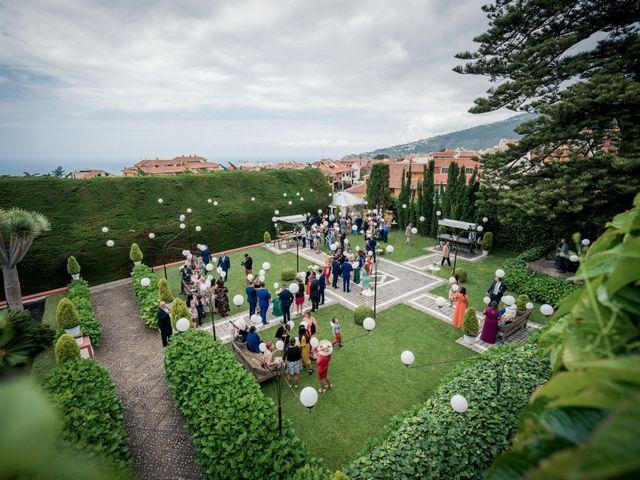La boda de Ayoze y Jackie en La Orotava, Santa Cruz de Tenerife 27
