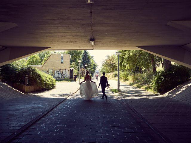 La boda de Tony y Alina en Gijón, Asturias 23