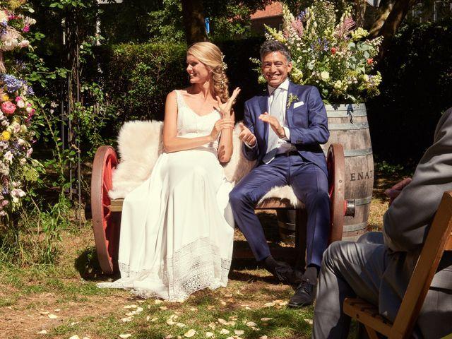 La boda de Tony y Alina en Gijón, Asturias 43
