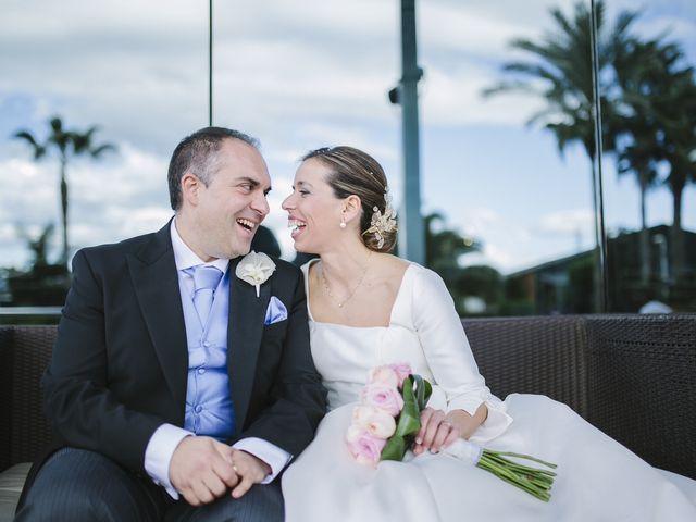 La boda de Jacinto  y Tania en Alzira, Valencia 1