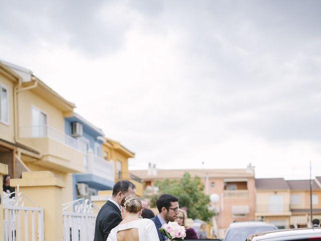 La boda de Jacinto  y Tania en Alzira, Valencia 7