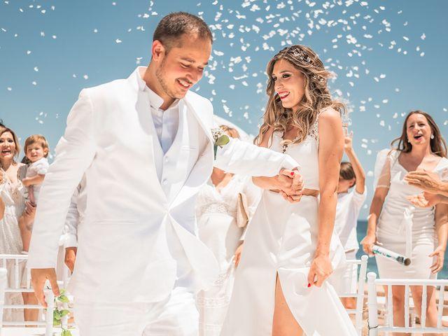 La boda de Saray y Fran