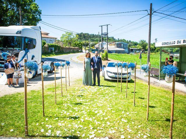 La boda de Mateo y Rebeca en Bergondo, A Coruña 2