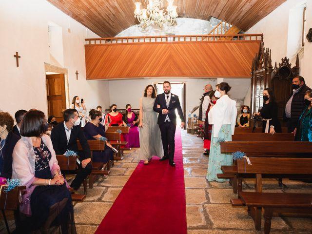 La boda de Mateo y Rebeca en Bergondo, A Coruña 3