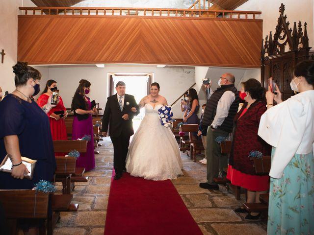 La boda de Mateo y Rebeca en Bergondo, A Coruña 5