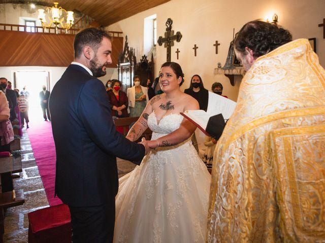 La boda de Mateo y Rebeca en Bergondo, A Coruña 7