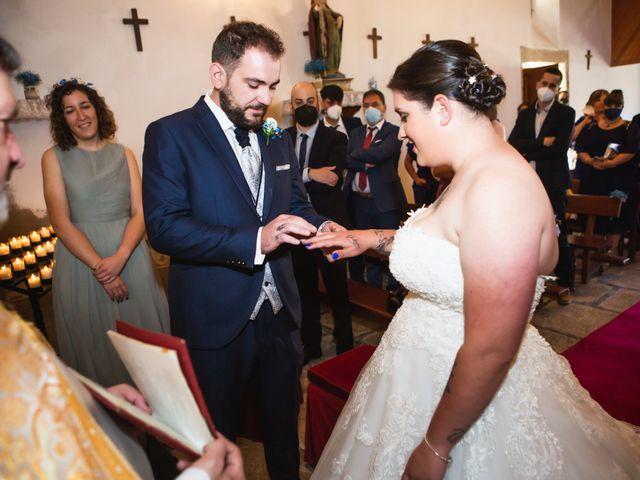 La boda de Mateo y Rebeca en Bergondo, A Coruña 8
