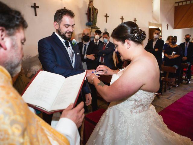 La boda de Mateo y Rebeca en Bergondo, A Coruña 9