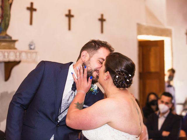 La boda de Mateo y Rebeca en Bergondo, A Coruña 10