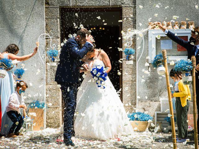 La boda de Mateo y Rebeca en Bergondo, A Coruña 13