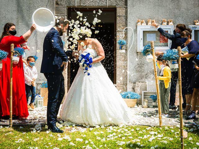 La boda de Mateo y Rebeca en Bergondo, A Coruña 14
