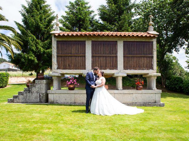 La boda de Mateo y Rebeca en Bergondo, A Coruña 15