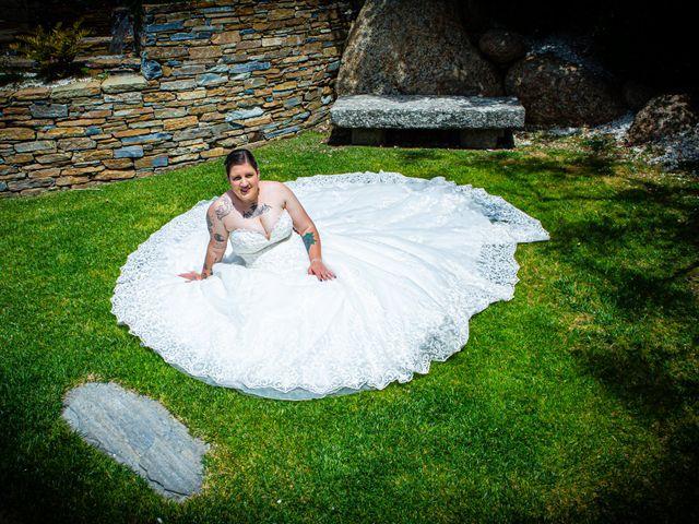 La boda de Mateo y Rebeca en Bergondo, A Coruña 18