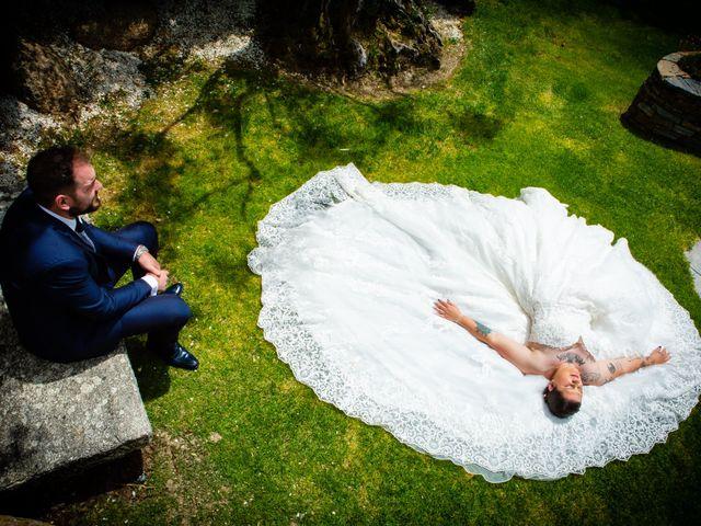 La boda de Mateo y Rebeca en Bergondo, A Coruña 19
