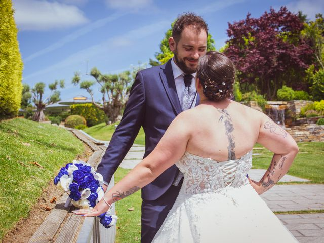 La boda de Mateo y Rebeca en Bergondo, A Coruña 22