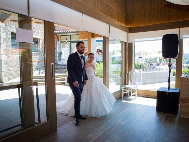 La boda de Mateo y Rebeca en Bergondo, A Coruña 31