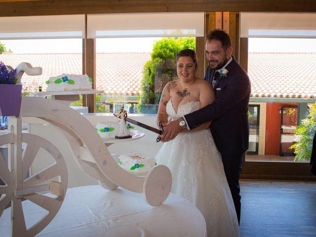 La boda de Mateo y Rebeca en Bergondo, A Coruña 33