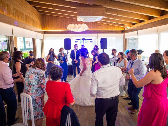 La boda de Mateo y Rebeca en Bergondo, A Coruña 37