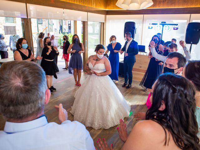 La boda de Mateo y Rebeca en Bergondo, A Coruña 38