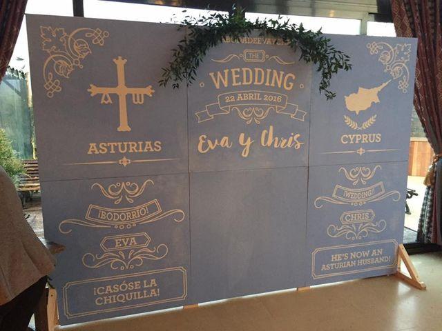 La boda de Chris y Eva en Oviedo, Asturias 2