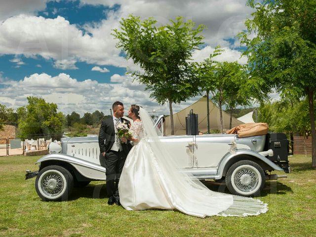 La boda de Jaume y Noelia   en Reus, Tarragona 39
