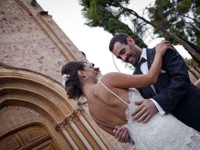 La boda de Carla y Ximo