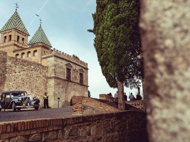 La boda de Rodri y Blanca en Toledo, Toledo 15