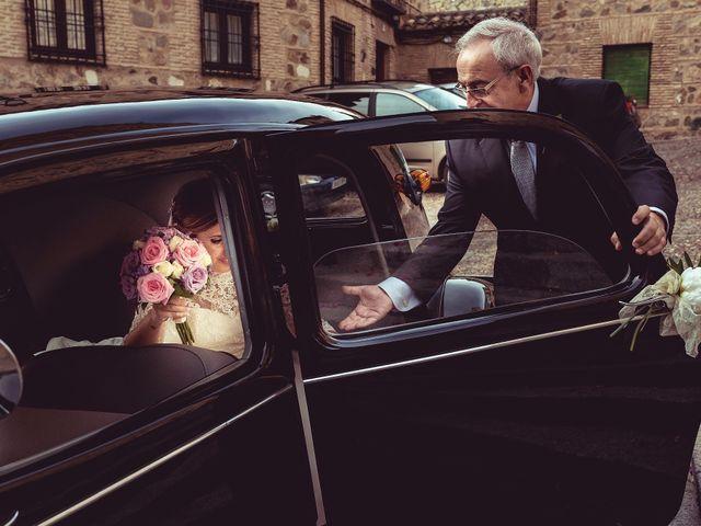 La boda de Rodri y Blanca en Toledo, Toledo 16
