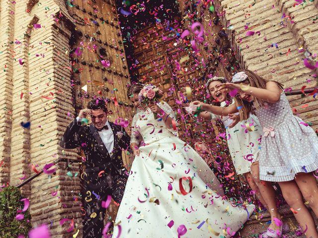 La boda de Rodri y Blanca en Toledo, Toledo 18