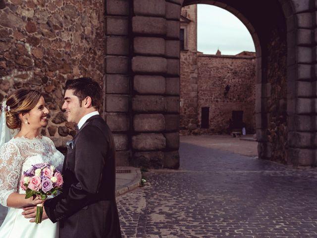 La boda de Rodri y Blanca en Toledo, Toledo 20