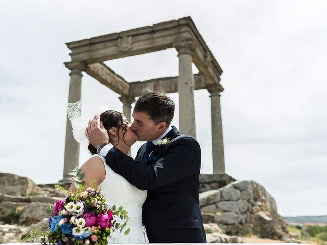 La boda de Yolanda y Óscar