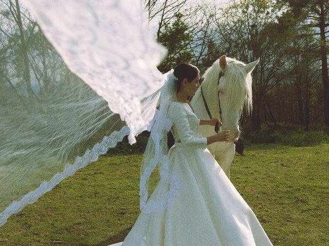 La boda de Juan y Raquel en Oviedo, Asturias 1