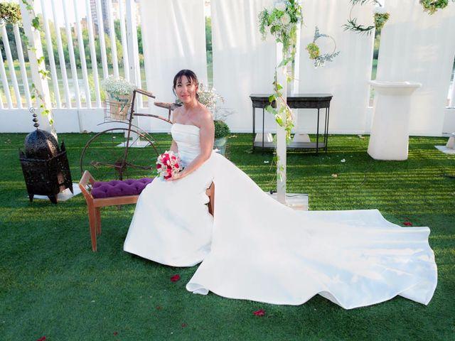 La boda de Jesus y Maria Angeles en Zaragoza, Zaragoza 10