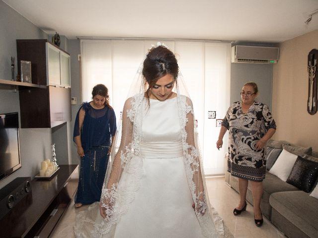 La boda de Daniel  y Ivanna en Montferri, Tarragona 7