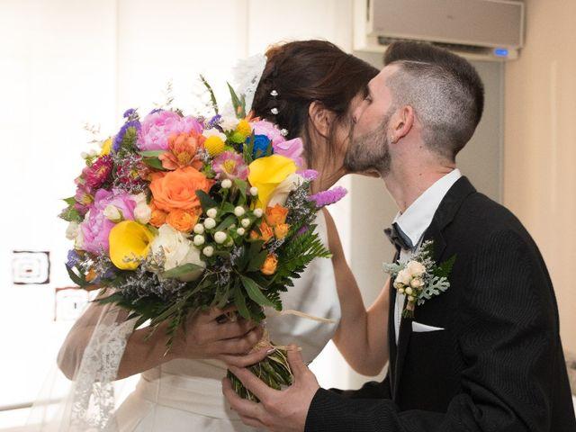 La boda de Daniel  y Ivanna en Montferri, Tarragona 8
