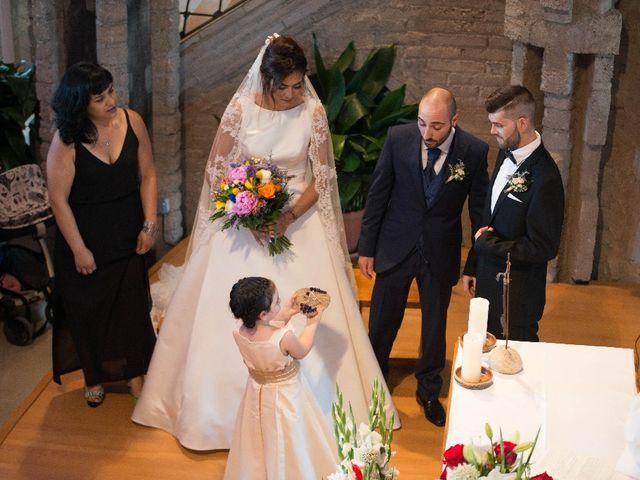 La boda de Daniel  y Ivanna en Montferri, Tarragona 9