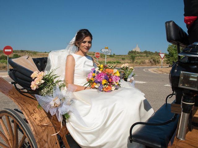 La boda de Daniel  y Ivanna en Montferri, Tarragona 10