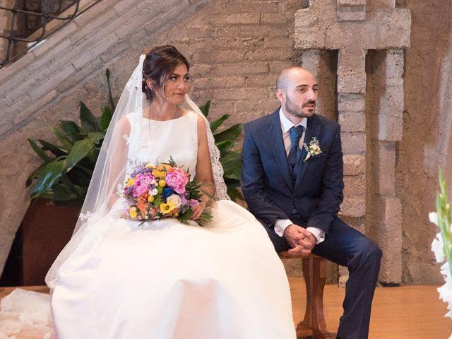 La boda de Daniel  y Ivanna en Montferri, Tarragona 11