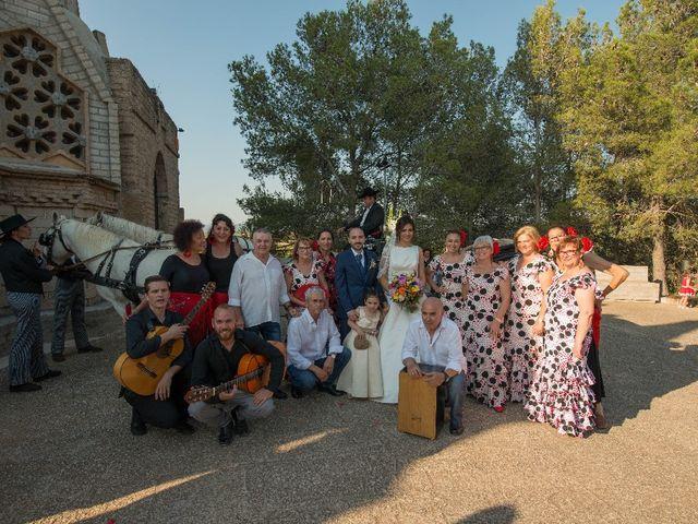 La boda de Daniel  y Ivanna en Montferri, Tarragona 12