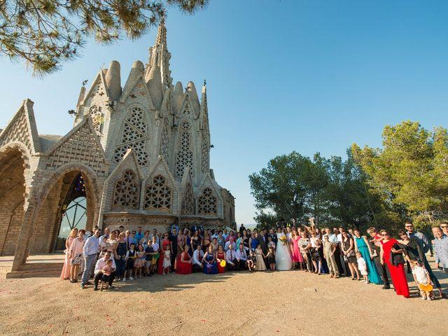 La boda de Daniel  y Ivanna en Montferri, Tarragona 14