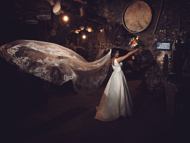 La boda de Daniel  y Ivanna en Montferri, Tarragona 25