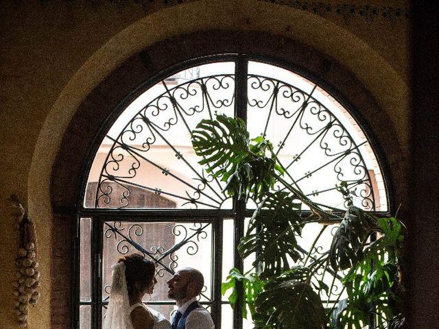 La boda de Daniel  y Ivanna en Montferri, Tarragona 1