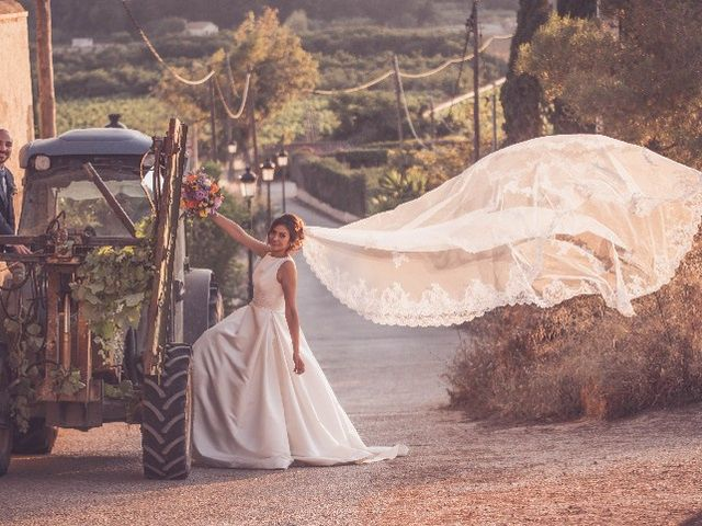 La boda de Daniel  y Ivanna en Montferri, Tarragona 26