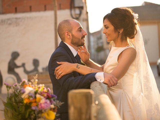 La boda de Daniel  y Ivanna en Montferri, Tarragona 27