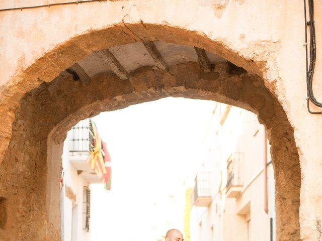La boda de Daniel  y Ivanna en Montferri, Tarragona 29