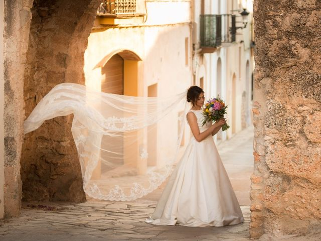 La boda de Daniel  y Ivanna en Montferri, Tarragona 30